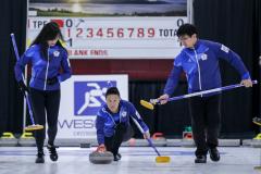 2018世界混合冰壺錦標賽