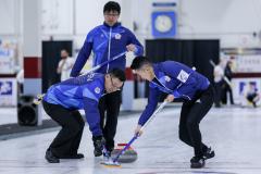 2018世界混合冰石壺錦標賽