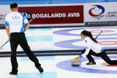 2019世界混雙冰石壺錦標賽