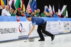 2019世界混雙冰石壺錦標賽 © WCF/Alina Pavlyuchik