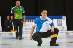 2019世界混雙冰石壺錦標賽 © WCF/Tom Rowland