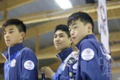 2019世界青年B組冰石壺錦標賽