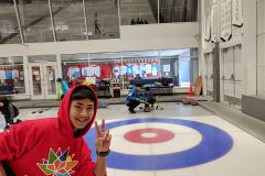 Curling Camp 2018