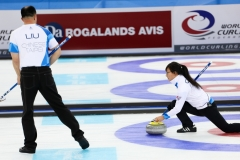 World Mixed Doubles Curling Championships 2019