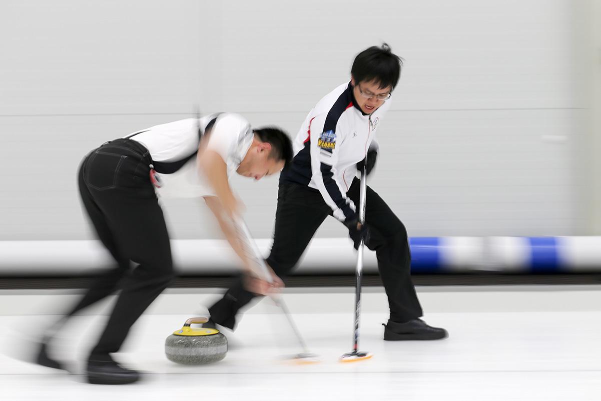 PACC 2016 Brandon Liu and Ting-Li Lin © WCF / Richard Gray