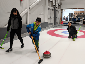 中華台北冰壺體驗營 Chinese Taipei Curling Camp 2018