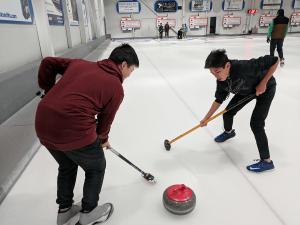 中華台北冰壺體驗營 Chinese Taipei Curling Camp 2018-02-25