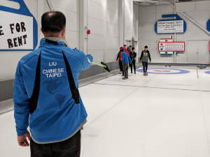 中華台北冰壺體驗營 Chinese Taipei Curling Camp 2018-02-25