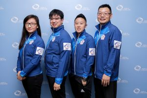 Taiwan to make its debut at 2018 World Mixed Curling Championships