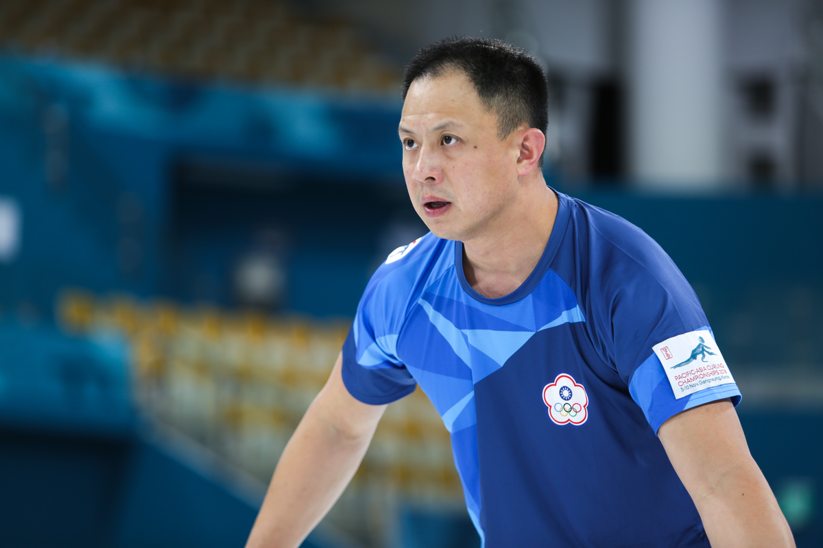 Chinese Taipei curling events for the second half of 2018-2019 season