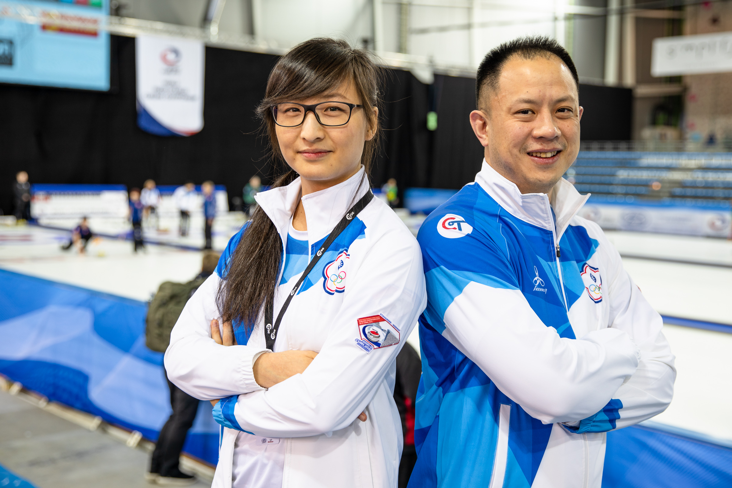 Taiwan to debut in the World Mixed Doubles Curling Championships
