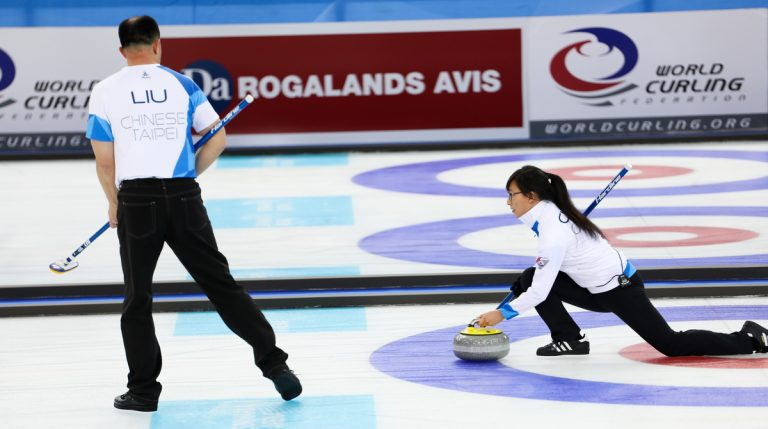 World Mixed Doubles Curling Championship 2019 - @WCF/Alina Pavlyuchik
