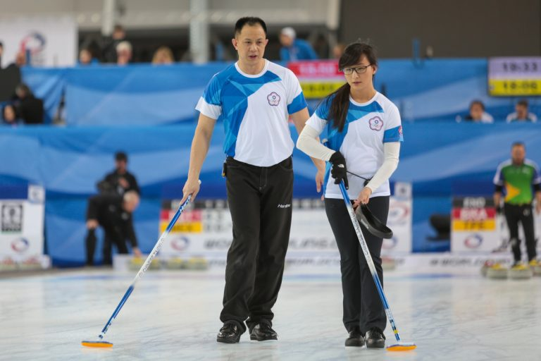 World Mixed Doubles Curling Championship 2019
