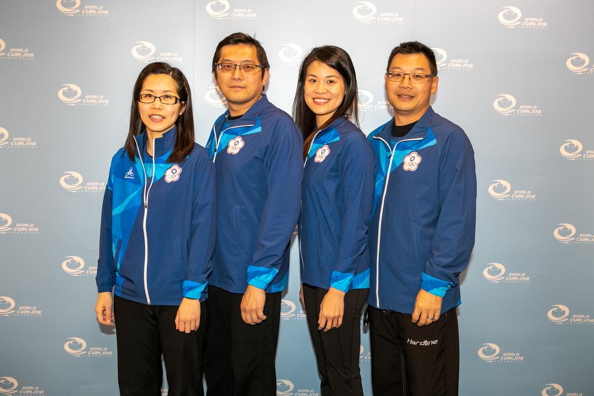 2019世界混合冰石壺錦標賽本周末開幕